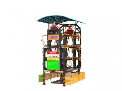 5—7車位多功能小庫型垂直循環立體車庫