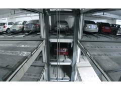 平面移動類車庫