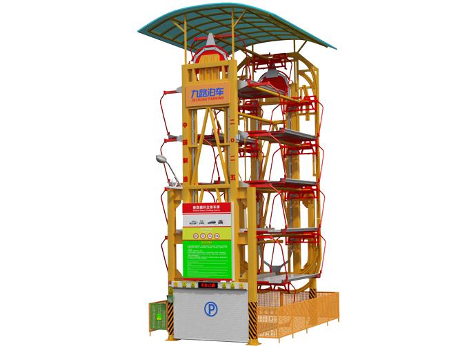 立體車庫兩大系統的優勢
