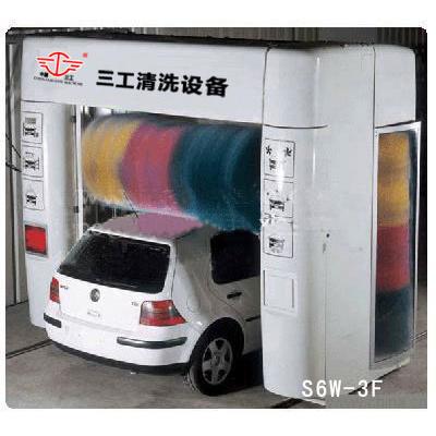 往复式电脑毛刷洗车机 S6W-3F