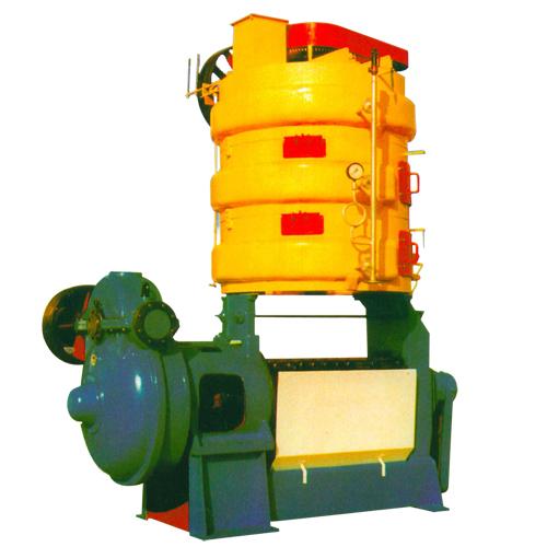 202-3螺旋预榨机