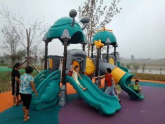 石家庄幼儿园设备 工程塑料滑梯
