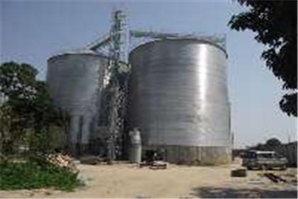糧食鋼板倉特性