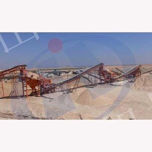 石料生产线流程