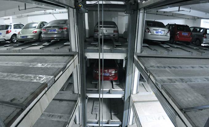 立體車庫的現狀及定義