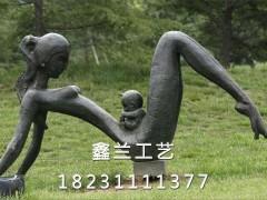 人物雕塑园林景观铸铜