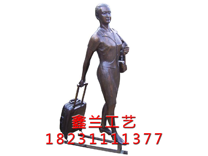 人物雕塑——铜雕佛像