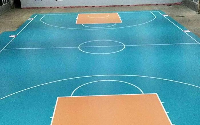鞍山市城西篮球馆