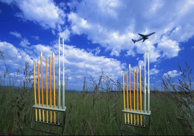 防鸟网用网杆