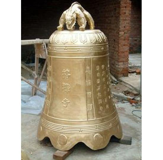 铸铜铜钟铸铁钟