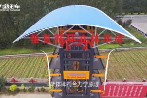 垂直循环智能立体车库2