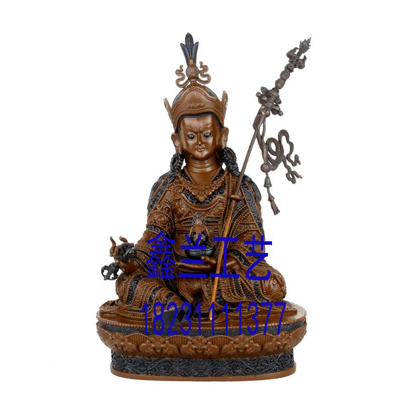 藏族密宗佛像鑫兰铜雕对佛像的认识研究