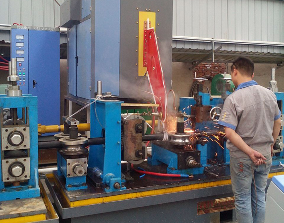 Solid state high frequency induction heating equipment 400 kw