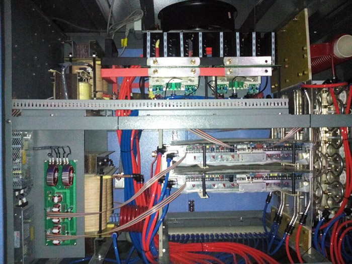 100 kw solid state high frequency integrated machine