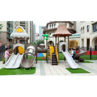 三河幼儿园组合新款滑梯