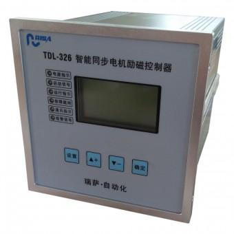 励磁控制器的工作原理
