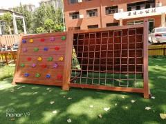 平山幼儿园感统训练