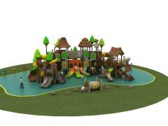 深州幼儿园草坪悬浮铺装
