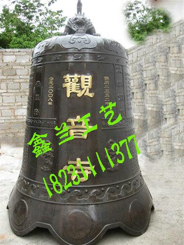 大型铜钟制作,青铜大钟铸造 铜雕大钟 铜雕工艺品 仿古铜钟价格
