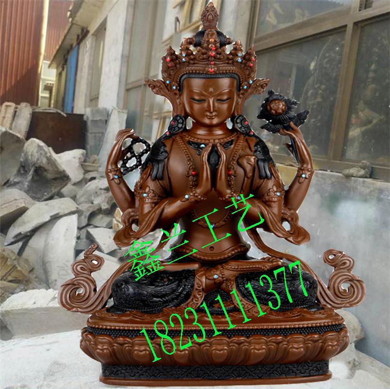 西藏铜佛像_藏传铜佛像_密宗铜佛像小型铜佛像工艺品摆件铜雕弥勒佛