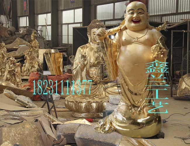 佛像造像有哪些技法铜雕弥勒佛_大肚弥勒佛铜像_彩绘弥勒佛铜像
