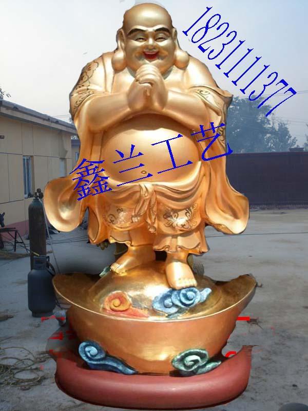 供应寺院雕塑弥勒佛大肚弥勒佛又称大肚弥来佛 世上最大的弥勒石佛像