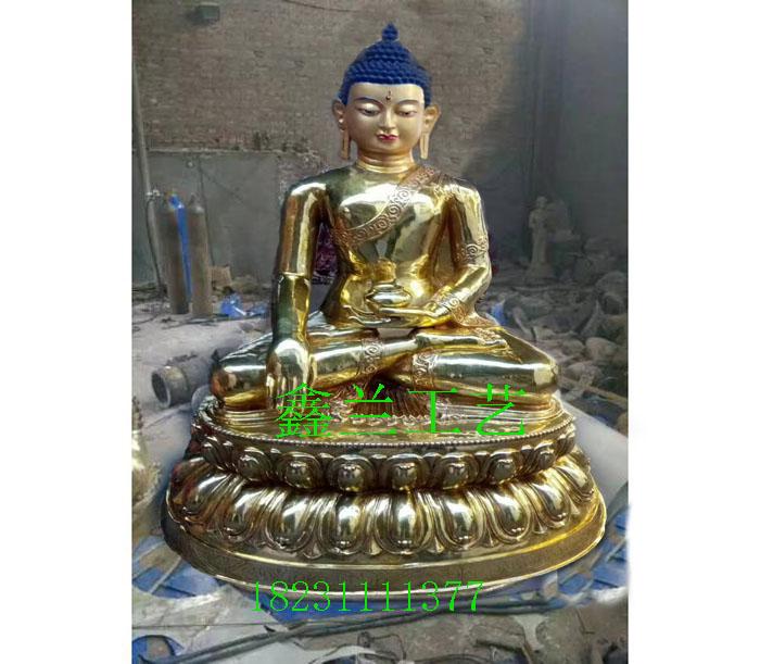 西藏藏传密宗铜佛像的特点 藏传金铜佛像分类大威德金刚铜鎏金佛像