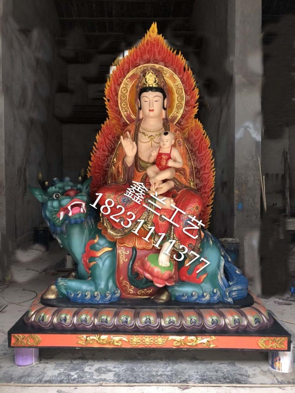 观音送子菩萨像送子观音雕像雕塑 大型寺庙铜佛像 铸造送子观音厂家