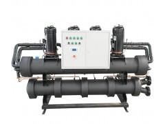 水式水源热泵