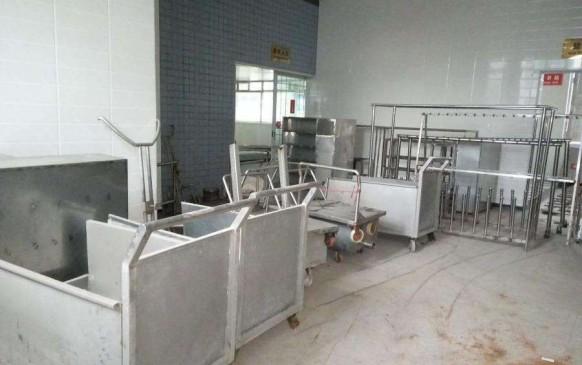 肝素钠生产车间