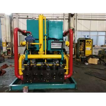 粒子钢热压块生产线-液压站