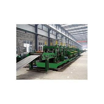 專業生產方管生產線