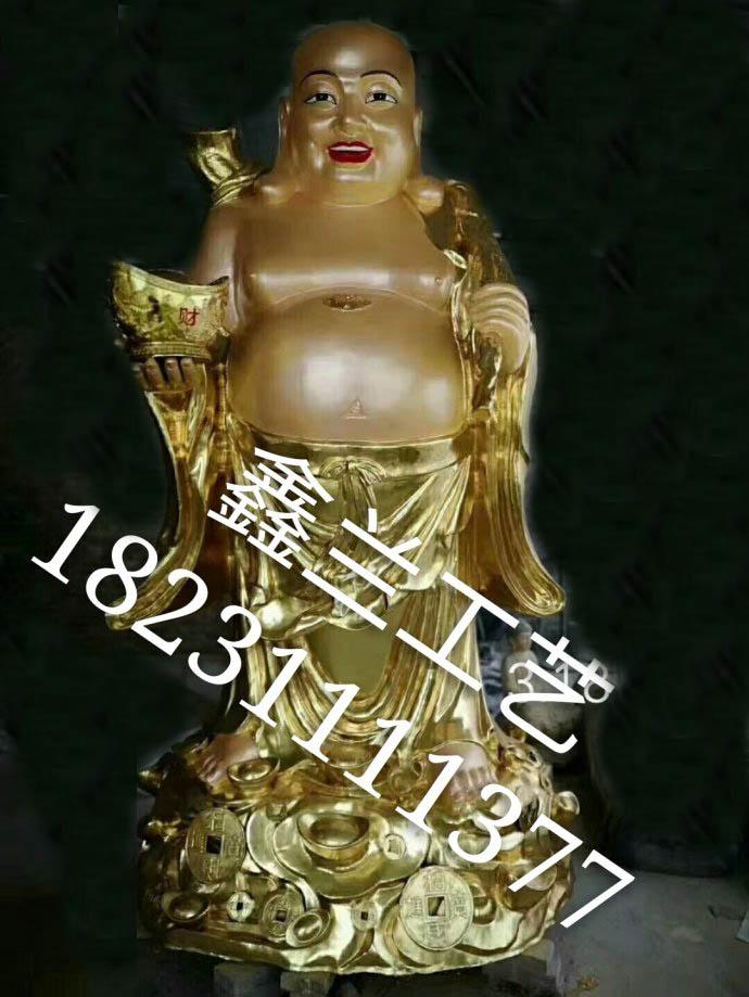 铜雕弥勒佛形象特征都有哪些弥勒佛铜雕塑在民间就受到普遍供奉
