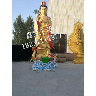 观音铜雕摆件寺庙大型铜雕佛像,铜雕道教神像,铜雕密宗佛像