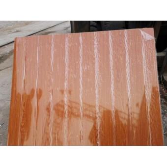 彩钢木纹板