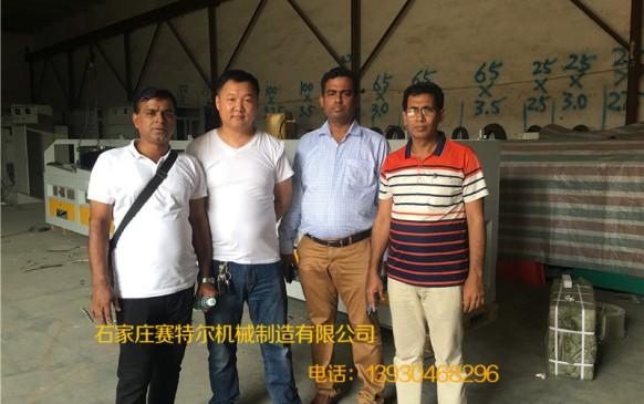 孟加拉客户合作案例