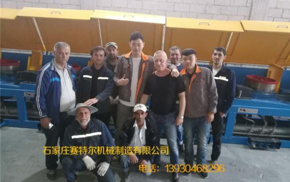 塔吉克客户机械安装