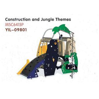 PE版儿童游乐设施YIL-09801