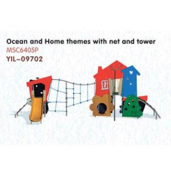 房地产配套儿童户外设施YIL-09702