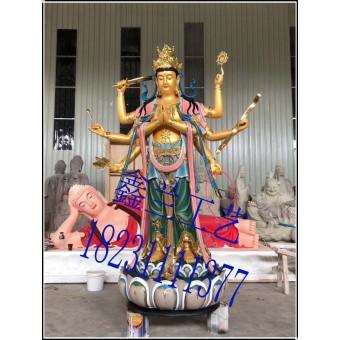 斗姆元君铜雕塑铸铜斗姆元君河北铜雕厂家塑造斗姆元君铜像