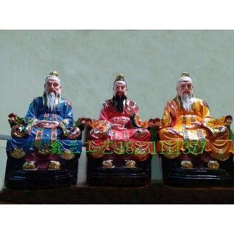 铜雕三清神像生产厂家鑫兰道教三清祖师制造工艺厂价格