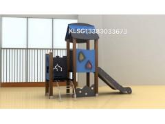 石家庄大型塑木滑梯批发