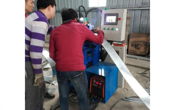 剪切对焊机(B型高配版)现场培训