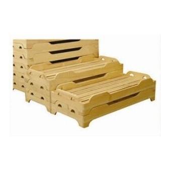 灵寿幼儿木制床
