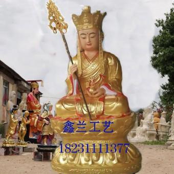 铸铜地藏佛像铜佛像雕塑铜雕佛像厂跟大家介绍十大热销佛像雕塑