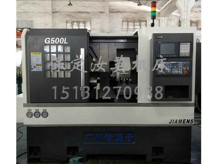 高速线轨刀塔数控车床G系列-G500L