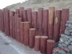 水泥防腐木
