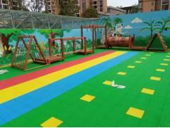 元氏幼儿园悬浮地板