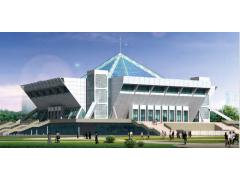 新疆石河子高中城体育馆