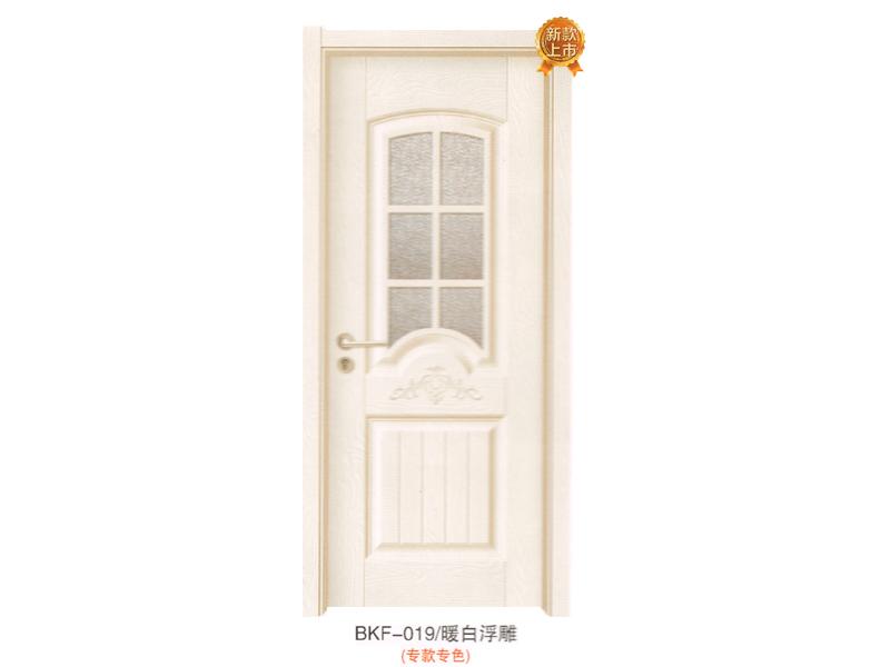 BKF-019暖白浮雕
